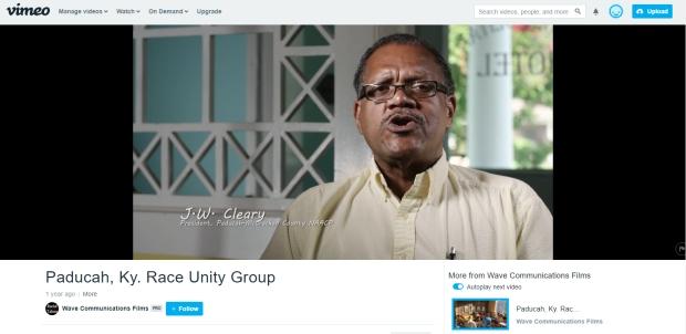 Race Unity Group Paducah